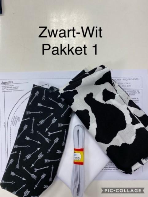 Zwart-Wit pakket 1